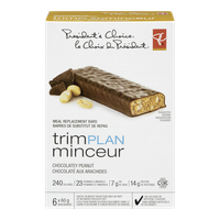 Trim Plan Bar, Chocolate Peanut