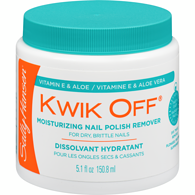Kwikoff Nail Polish Remover, Regular