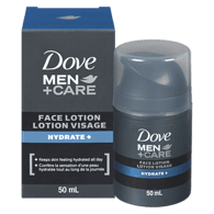 Men+Care Hydrate Face Lotion