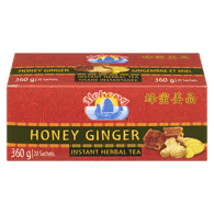 Instant Honey Ginger Drink