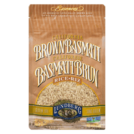 California Brown Basmati Rice