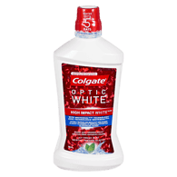 Optic White Mouthwash, Sparkling Mint