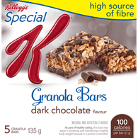 Special K Granola Bars, Dark Chocolate