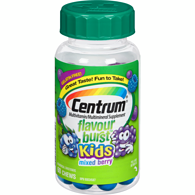 Flavour Burst Kids, Mixed Berry