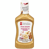 Salad Dressing, Asian Sesame