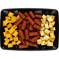 Mini Cheese and Pepperoni Tray