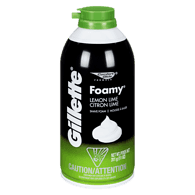 Foamy Lemon Lime Shave Foam