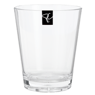 Tapered Double Old Fashioned Glass