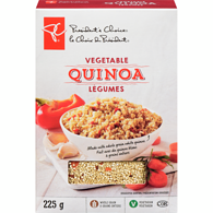 Quinoa, Vegetable