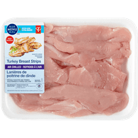 Turkey Stir-Fry Strips, Air Chilled