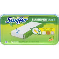Sweeper Wet Mopping Refills, Gain Original Scent