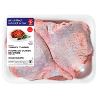 Air Chilled Turkey Thighs, Bone-In