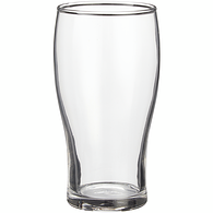 Clear Pilsner Glass