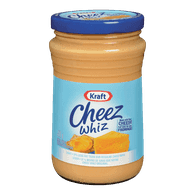 Fromage à tartiner Cheez Whiz léger