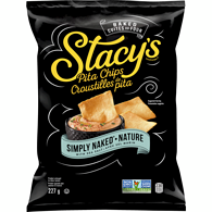 Pita Chips, Simply Naked