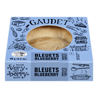 Tartlet, Blueberry