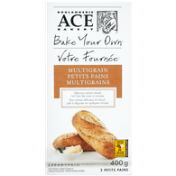 Bake Your Own Multigrain Petit Pains
