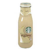 Frappuccino Vanilla Coffee Drink