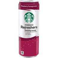 Refreshers, Raspberry Pomegranate