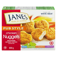 Pub Style Chicken Breast Nuggets