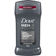 Men+Care Antiperspirant, Cool Silver