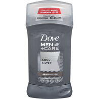 Men+Care Deodorant, Cool Silver