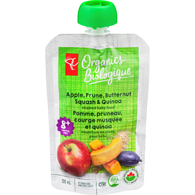 Apple, Prunes & Butternut Squash Baby Food