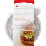 Good Living Hamburger Press