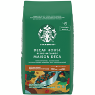 Medium Roast House Blend, Decaf