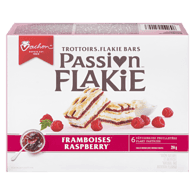 Passion Flakie Bars, Raspberry