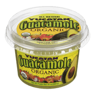 Organic Authentic Guacamole