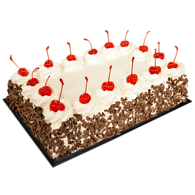 Black Forest Cake, 1/4 Sheet