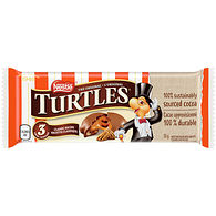 TURTLES 3-Piece Chocolate Bar