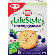 Blueberry Brown Sugar with Flax