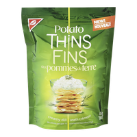 Potato Thins, Creamy Dill