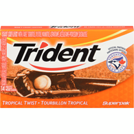 Tropical Twist Gum