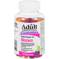 Adult Essentials Multi-Vitamin, Women's