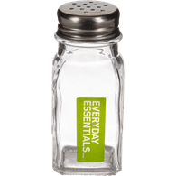 Glass Salt or Pepper Grinder
