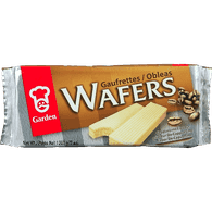 Cream Wafers, Cappuccino Flavour