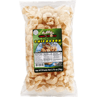 Fried Pork Rinds, Garlic