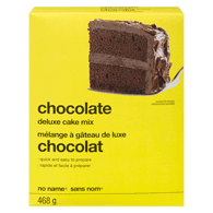 Cake Mix, Chocolate Deluxe