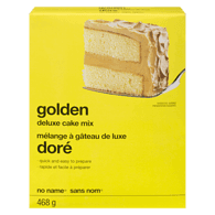 Cake Mix, Golden Deluxe