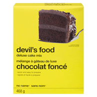 Cake Mix, Devil's Food