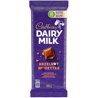 Dairy Milk Chocolate with Hazelnut, Family Size