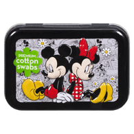 Disney Cotton Swab Tins