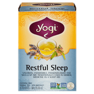 Restful Sleep Herbal Tea