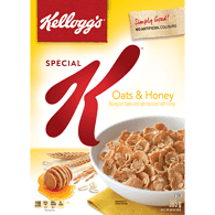 Special K, Oats & Honey