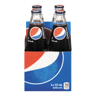 Pepsi Glass Soda