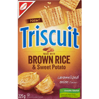 Triscuit Brown Rice, Sweet Potato