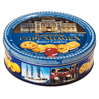 Cookies, Original Danish